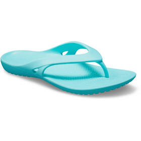 Crocs Kadee II Flip Sandals Damen pool